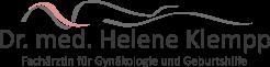 Frauenarzt Dr. med. Helene Klempp